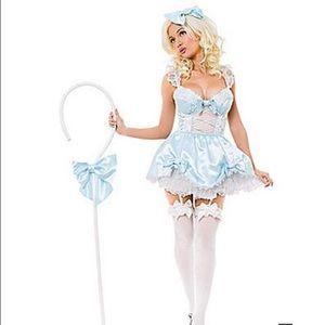 Sexy Playboy Little Bo Peep Halloween Costume